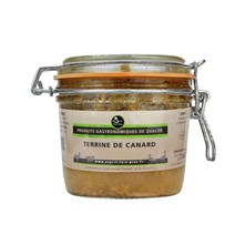 5 Terrines de Canard - multicolore