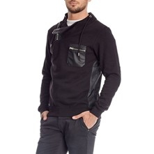 York - Sweat-shirt - noir