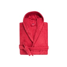 Linge de bain Enfant - rouge basque