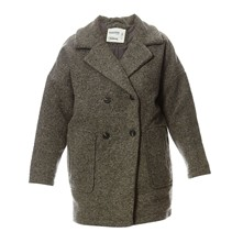 Manteau - gris chine