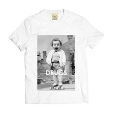 DRUGS 2 - T-shirt - blanc
