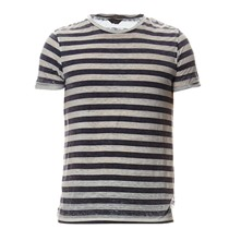Burnt - T-shirt - bleu marine