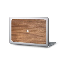 Walnut - Skin bois Macbook 13