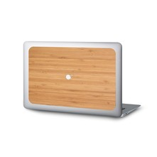 Bamboo - Skin bois Macbook 15