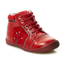 Caline - Chaussures montantes - rouge