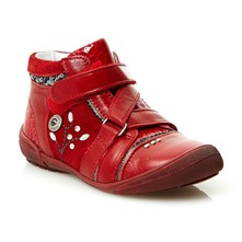 Cyra - Chaussures montantes - rouge