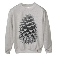 Pomme de Pin - Sweat-shirt - gris