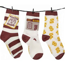 Gangster - Chaussettes - multicolore