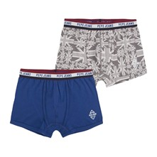 Gene pack de 2 - Boxer - multicolore