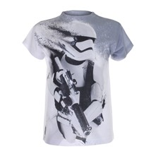 Storm Trooper - T-shirt - blanc