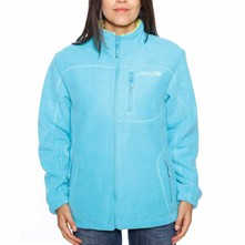 Trust - Sweat polaire - turquoise