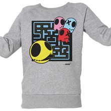 Pac Miam - Top/tee-shirt - gris chine