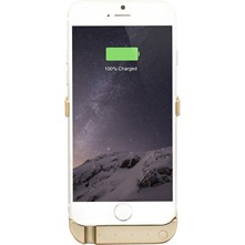 iPhone 6 - Coque batterie 2800 mAh - or