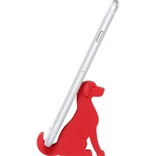 Support pour Smartphones - rouge