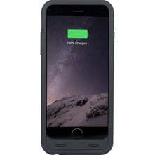 iPhone 6 - Coque batterie 2400mAh - noir