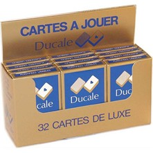 Jeu de 32 cartes - multicolore