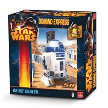 Domino express star wars R2D2 - 6 ans +