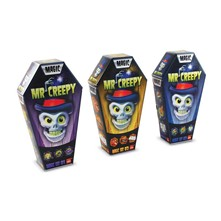 Set 3 - Mr Creepy - multicolore