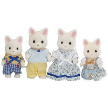 Sylvanian Family - Famille chat - 4 ans +