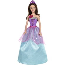 Super princesse Corinne Barbie - Poupée - multicolore