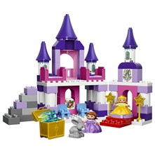Chateau Royal Princesse Sofia - Lego Duplo - multicolore