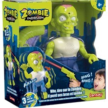 Zombie invasion - Pistolet à infrarouges et figurine - multicolore