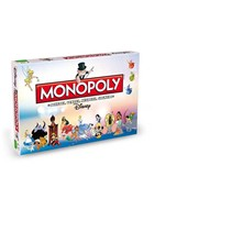 Monopoly Disney - multicolore