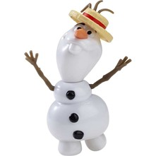 Olaf chantant frozen - Figurine - multicolore