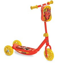 Cars - Trotinette 3 roues - multicolore