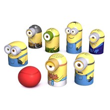 Minions - Hit The Out - Bowling - multicolore