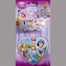 ABC Sticker princesse X100 - Jeu de construction - multicolore