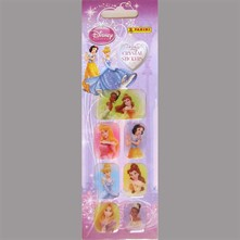 Mini cristal sticker princesse - Jeu de construction - multicolore