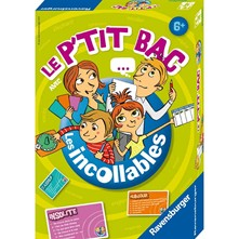 Le P'tit Bac des Incollables - multicolore