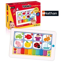 Tablette tableo comptines - multicolore