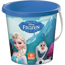 Seau Vide Frozen 17 cm - Jeu de construction - multicolore