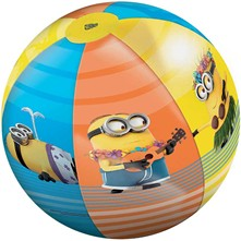 Minion - Ballon de plage gonflable - multicolore