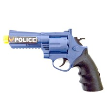 Pistolet de police sonique - multicolore