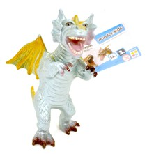 Figurine dragon - multicolore