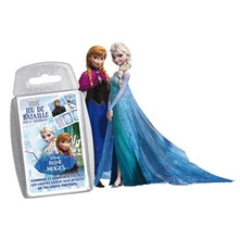 Jeu de bataille frozen - Jeu de construction - multicolore