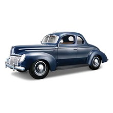 Ford de luxe 1939 miniature - multicolore