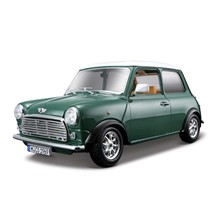 Mini Cooper 1969 - Voiture de collection - multicolore