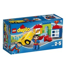 Duplo - Sauvetage de Superman - multicolore