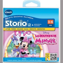 Jeu storio 2 boutique minnie - Jeu - multicolore