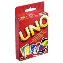 Cartes Uno - multicolore