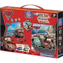 Mini edukit cars 2 - Puzzle - multicolore