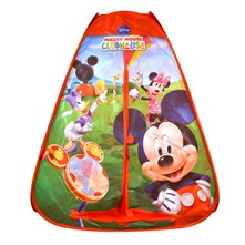 Tente Pop Up Mickey - Plage et plein air - multicolore