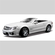 Mercedes Benz SL 63 - Voiture de collection - multicolore