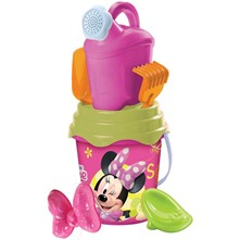 Seau garni 17CM Minnie - Plage et plein air - multicolore