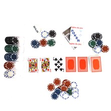 Kit poker - multicolore