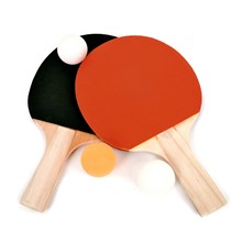 Set Ping pong - multicolore